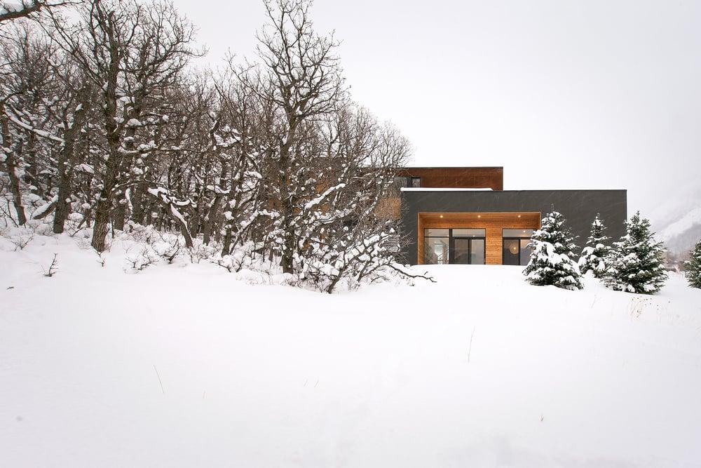 Modern Canyon Residence Salt Lake City Ut Imbue Design