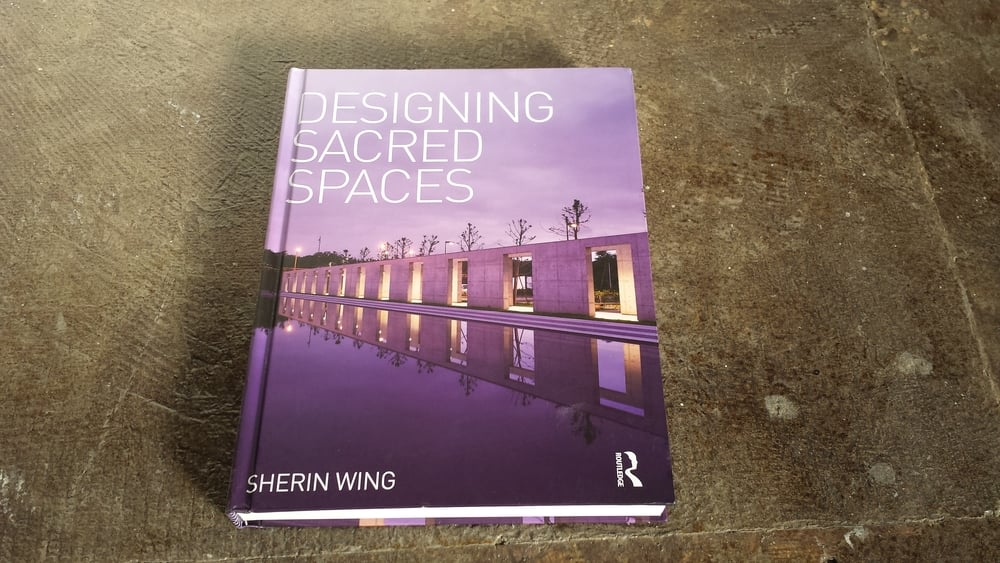 Designing Sacred Spaces  Cover