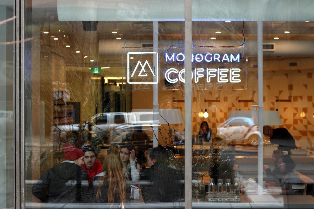 Monogram Coffee, Calgary