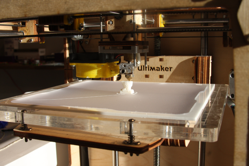 system on Ultimaker
