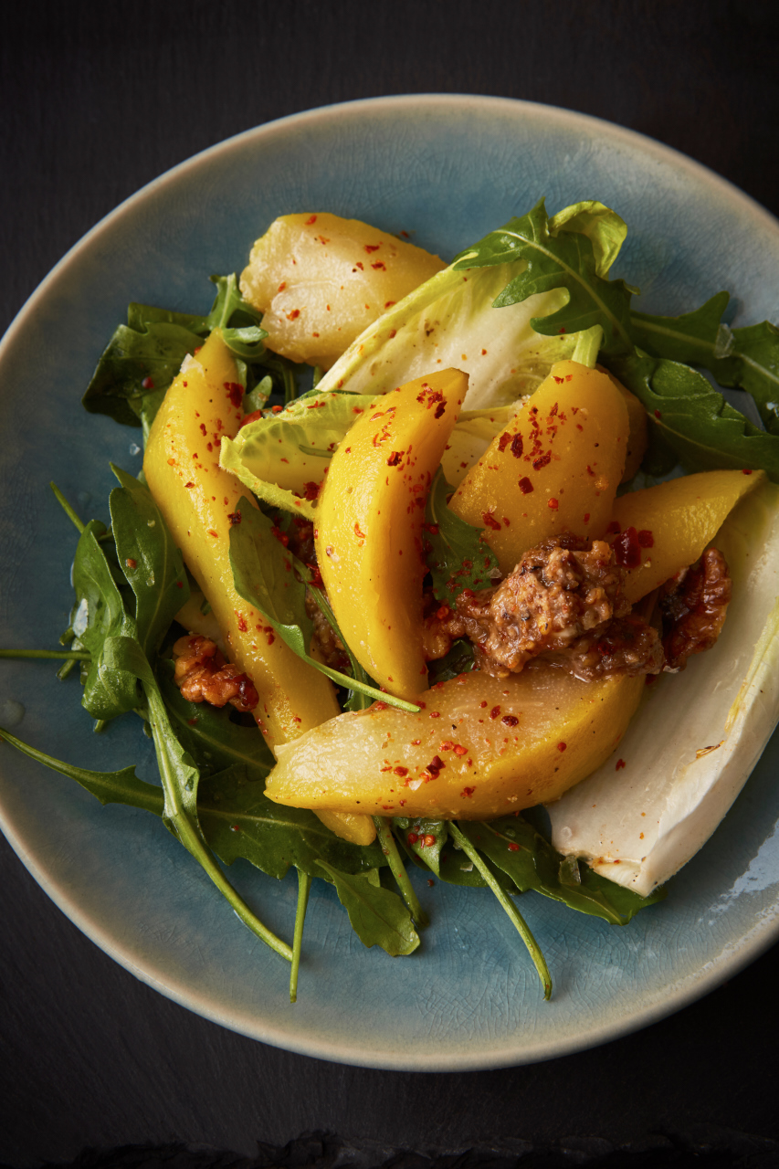 FT_Mag_Honey&Co_Pear_Saffron_Salad