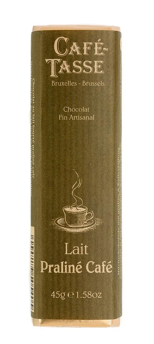 LAIT PRALINÉ CAFÉ / MILK COFFEEPRALINÉ 35% 45G