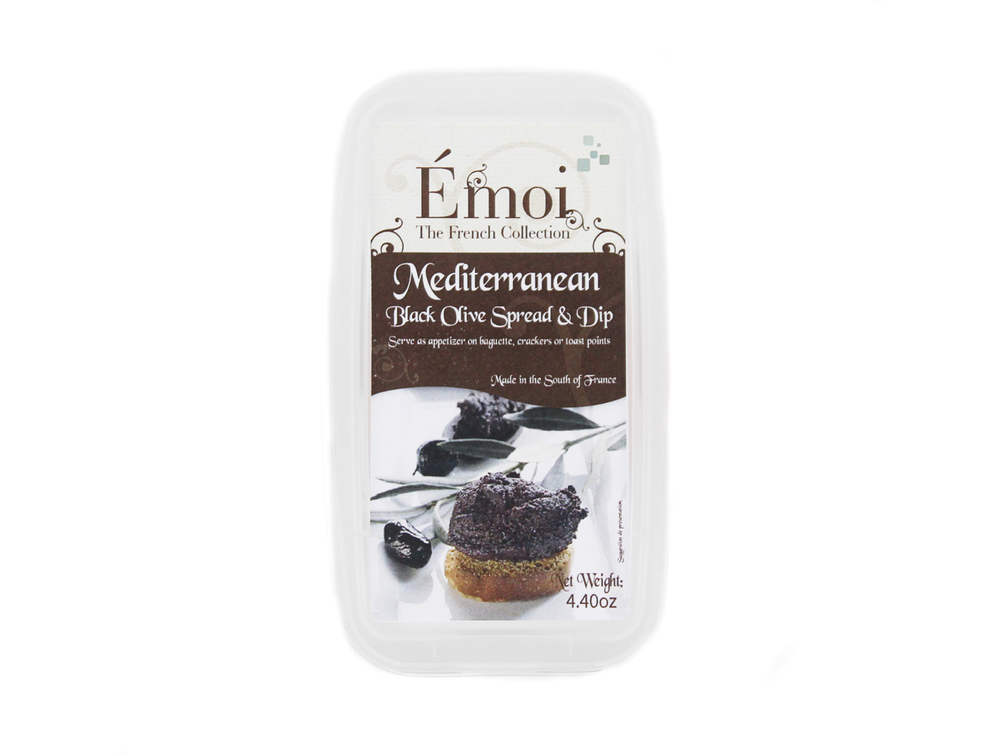 Mediterranean Black Olive Tapenade