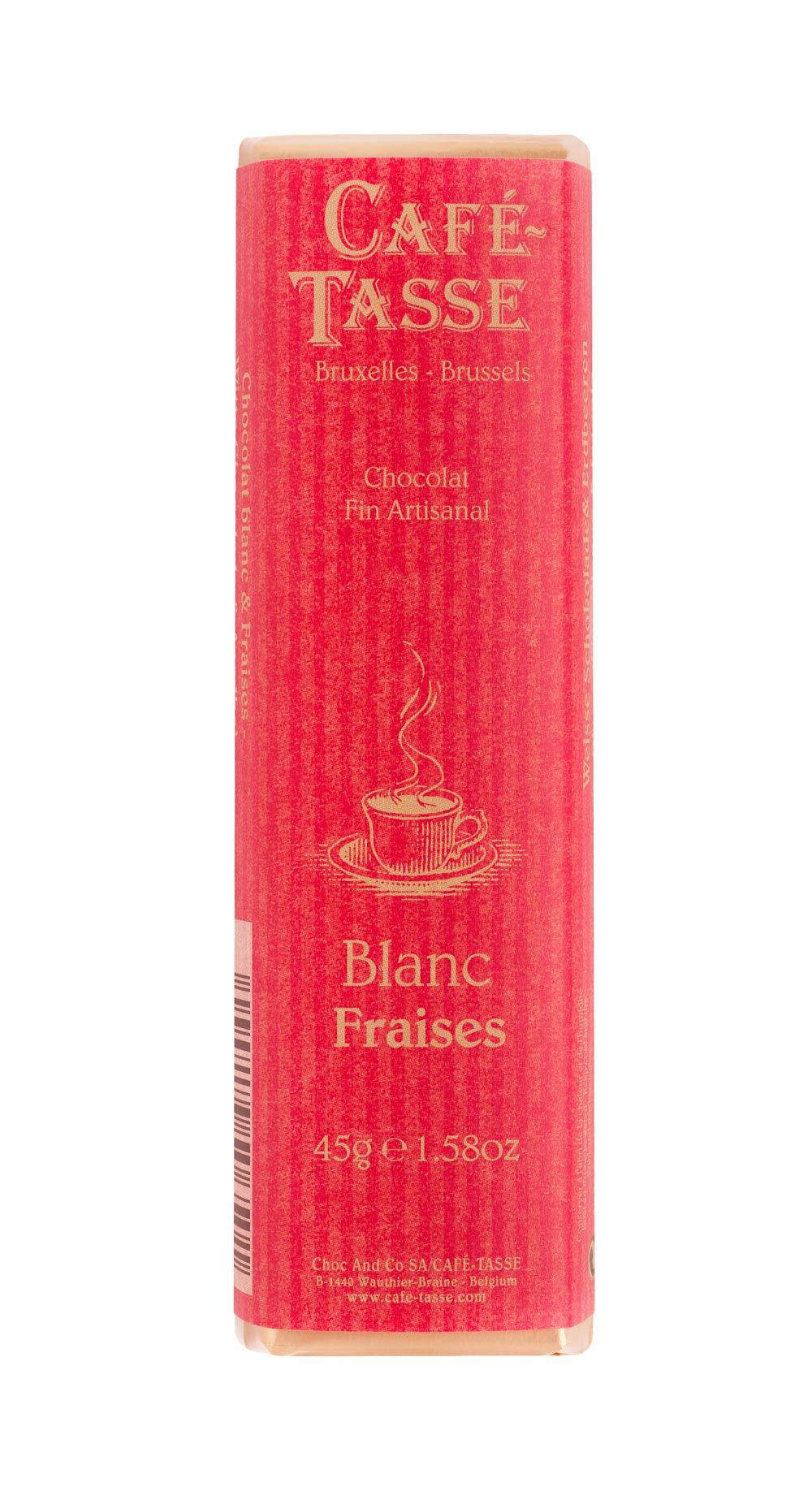 BLANC FRAISE / WHITE STRAWBERRY 27% 45G