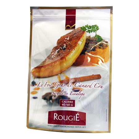 IQF Duck Foie Gras Slices-Food Service