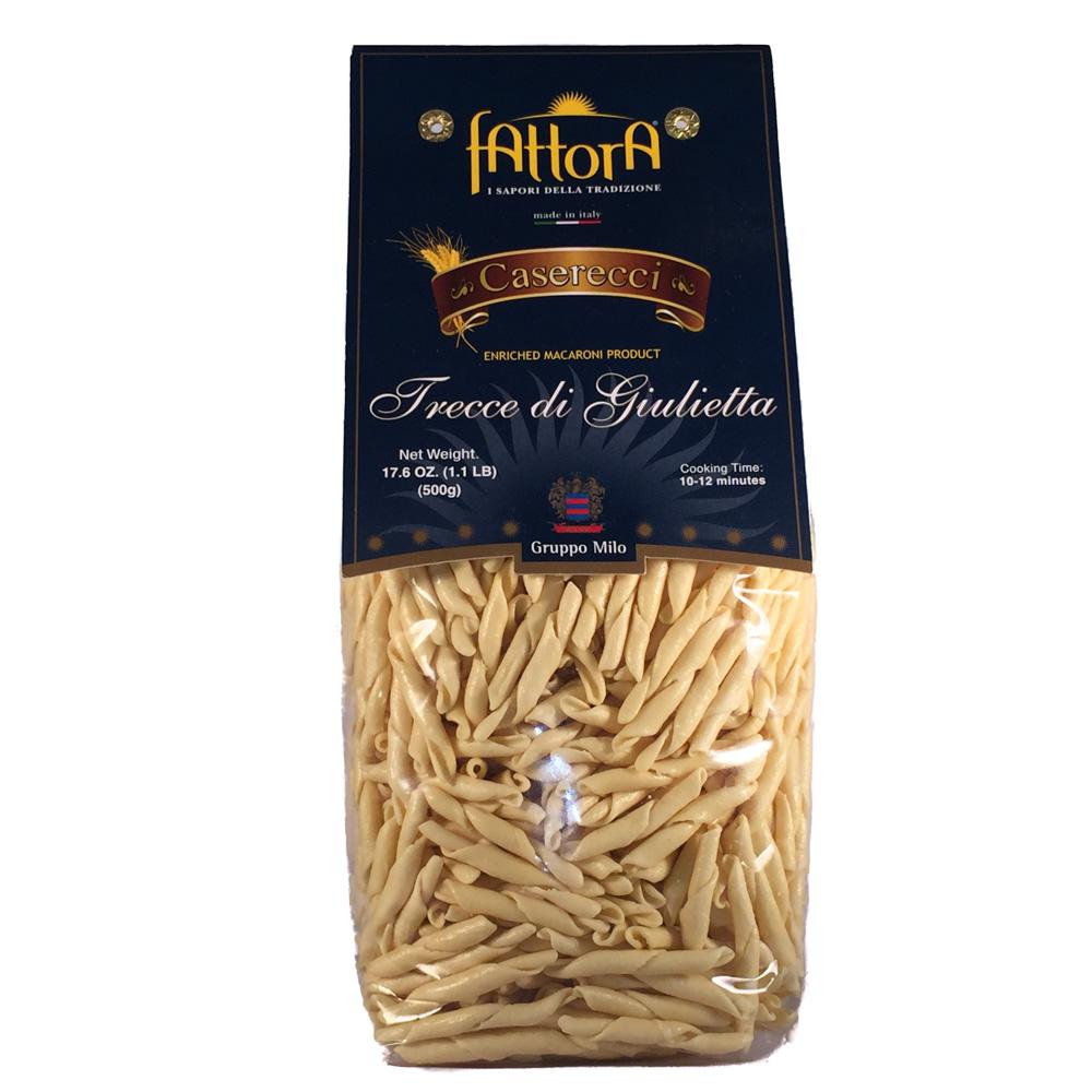"""Trecce Di Giulietta """"the braids of Juliet"""""""