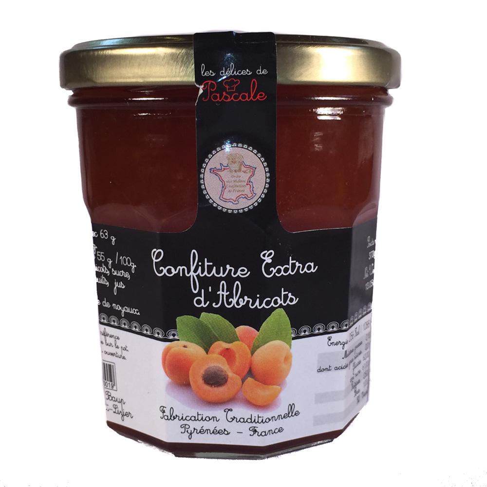 Apricot Confiture-Preserves