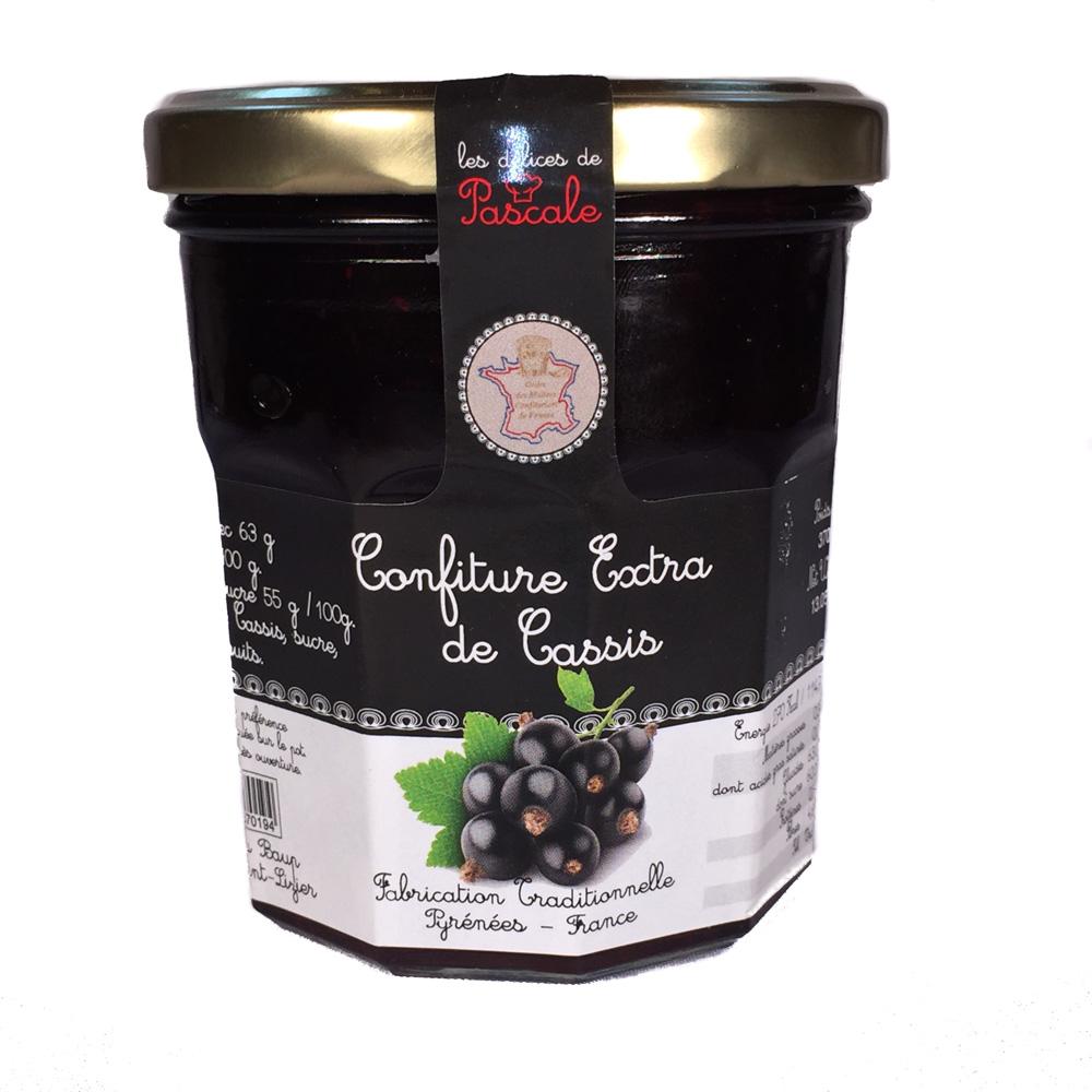 Black Currant Cassis Confiture-Preserves