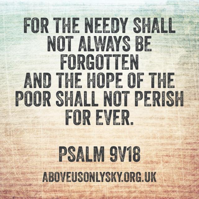 psalm9v18