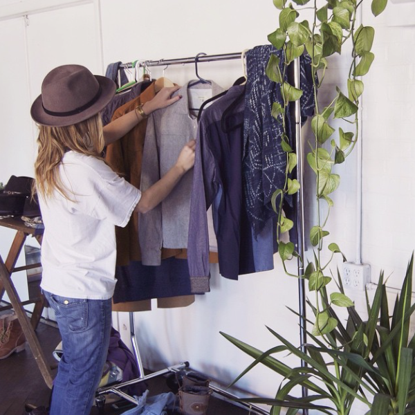 Photo & Styling Assistant on set in The Publishing House. April 2015