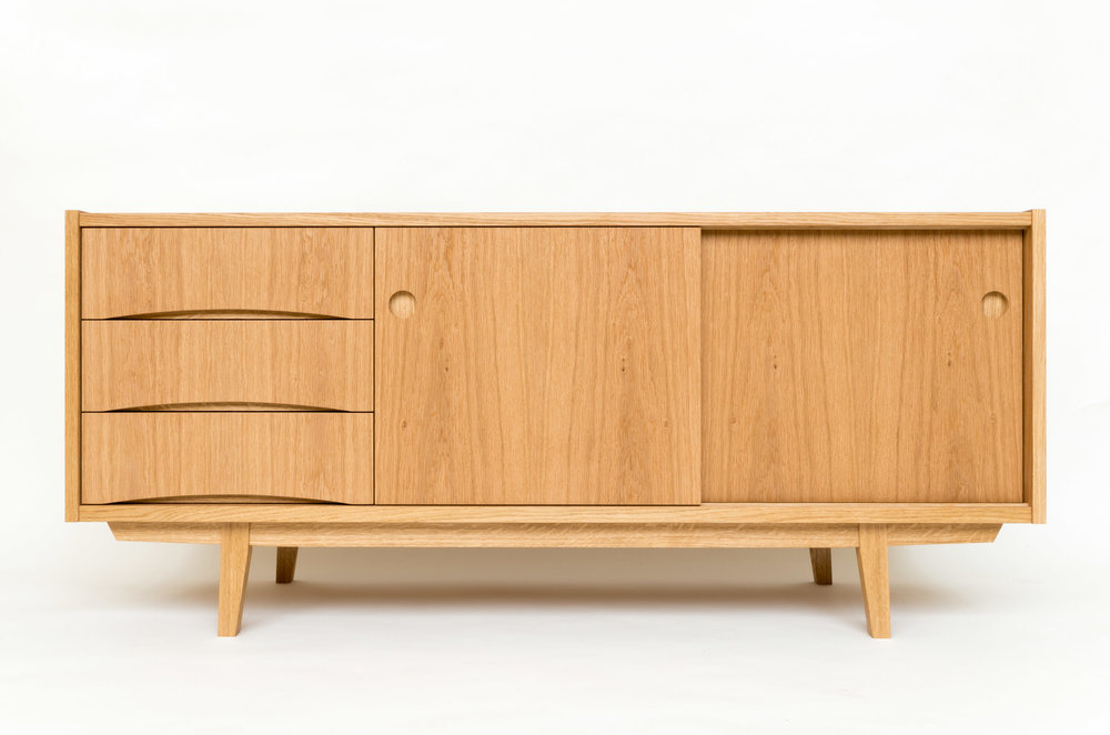 Custom furniture - Swedish sideboard from Powell Picano North London