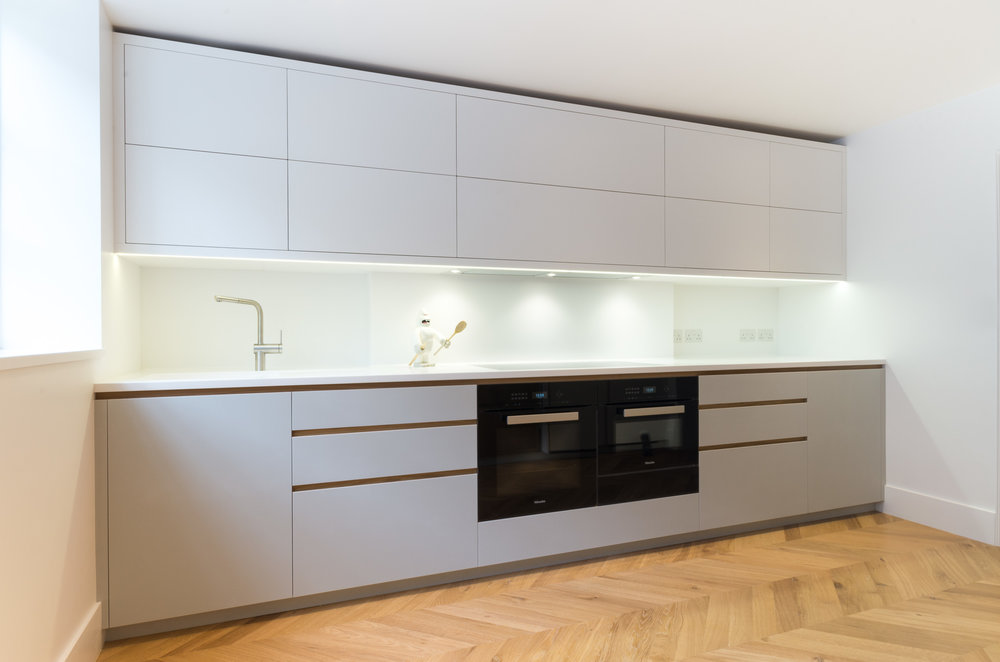 Bespoke Graham Terrace Kitchen in West London