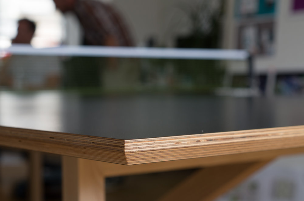 Bespoke Custom Furniture - EC1 Tennis Table
