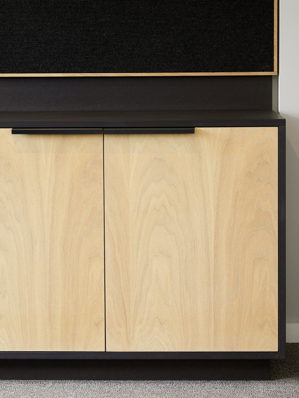 powell picano custom sideboard detail