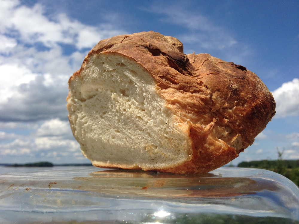 Bread in Maine