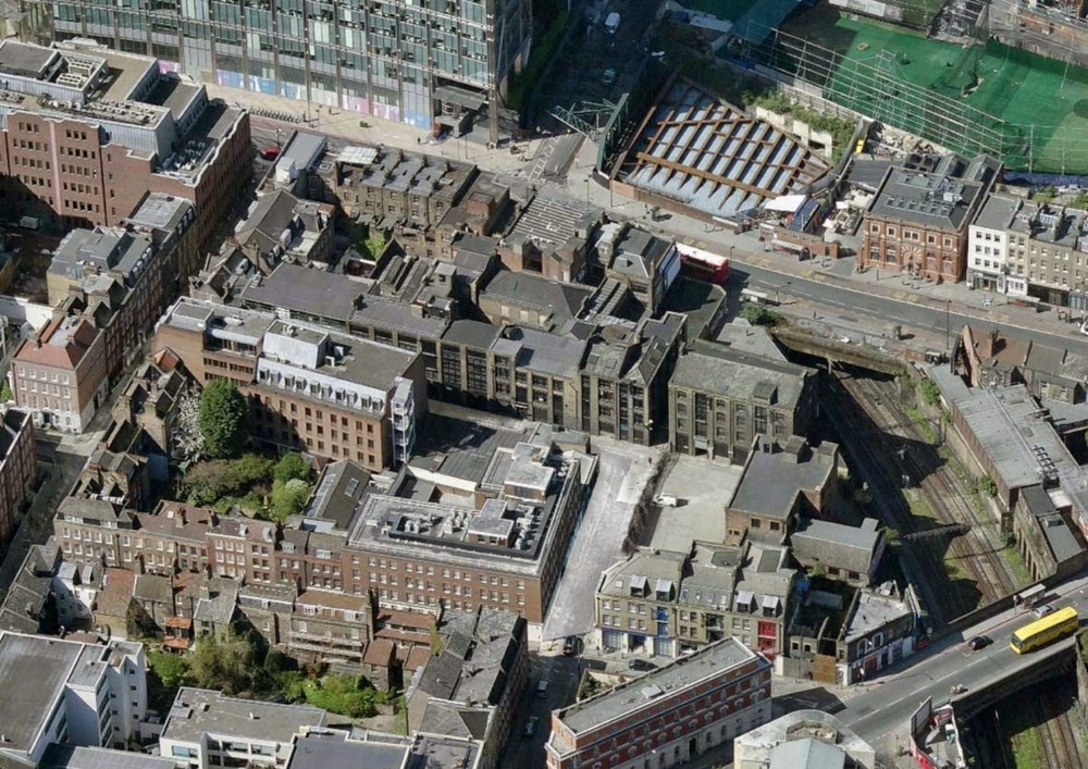 Norton Folgate as it is today