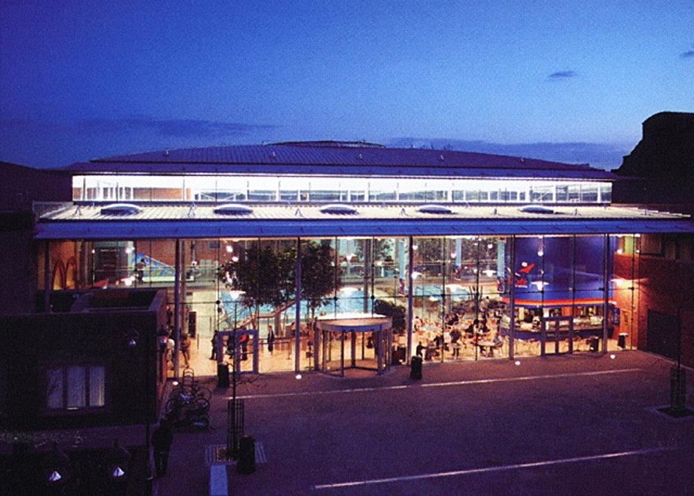 East Ham Town Centre