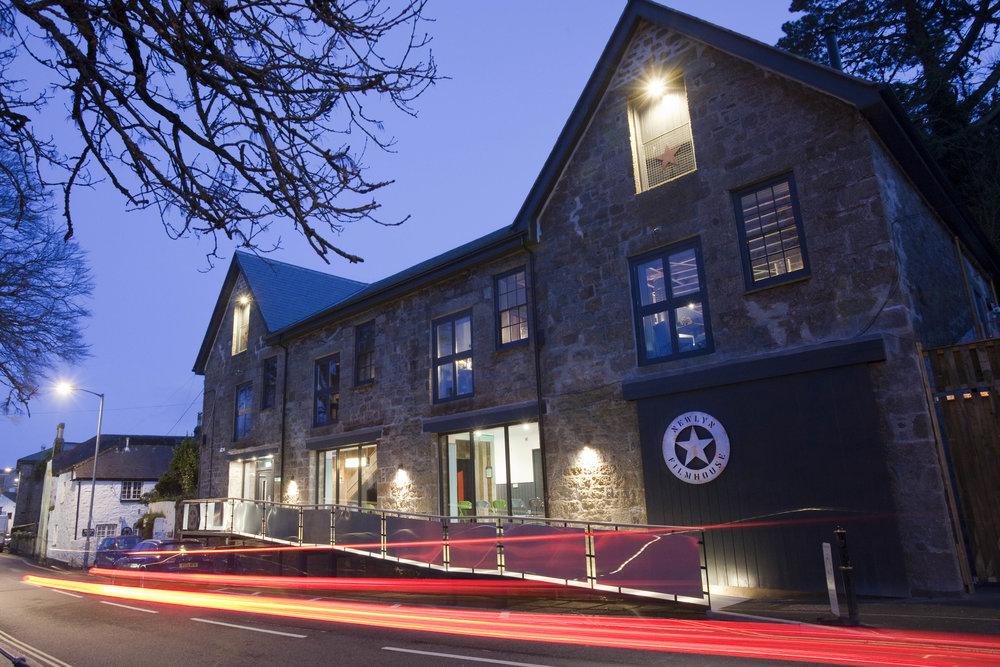Newlyn Filmhouse, Cornwall