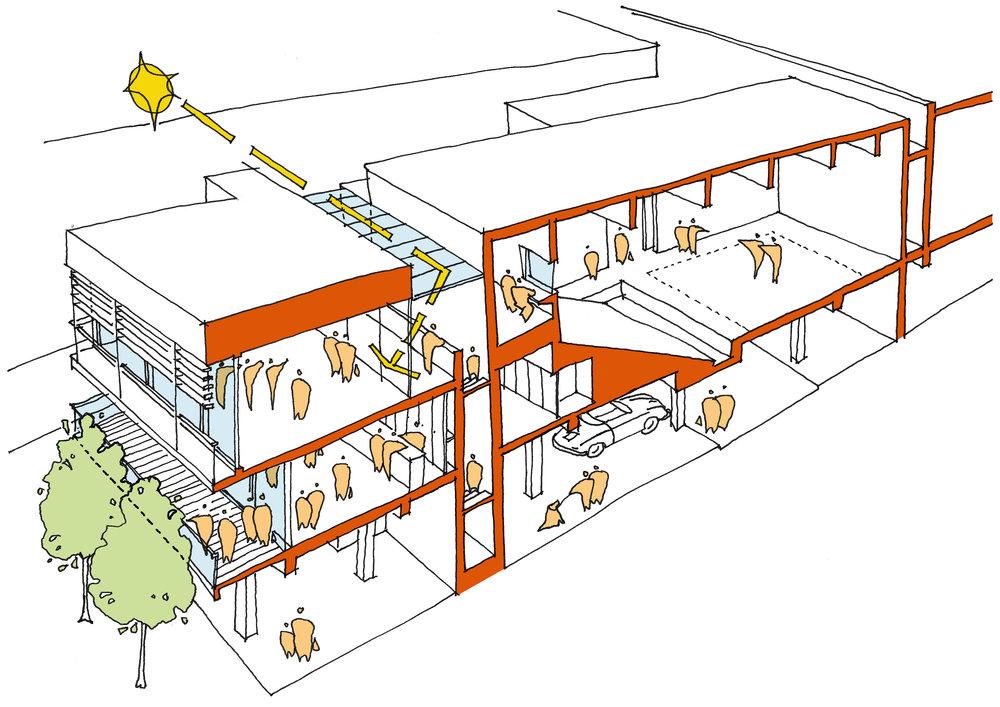 Stour Centre, Jasmin Vardimon Company