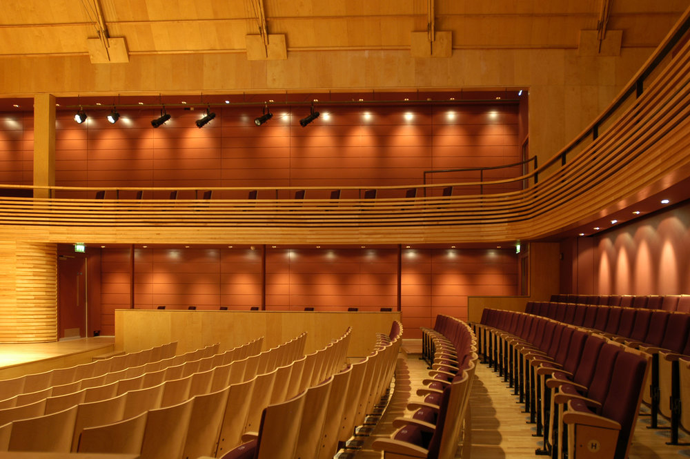 The Menuhin Hall