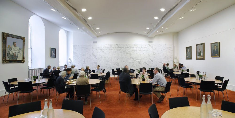 Wellcome Trust Lecture Theatre & Dining Room