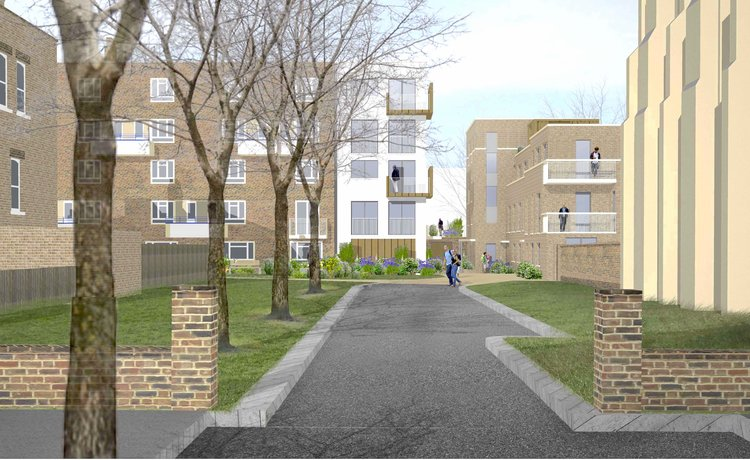 New Housing for the London Borough of Islington at the Parkview ...