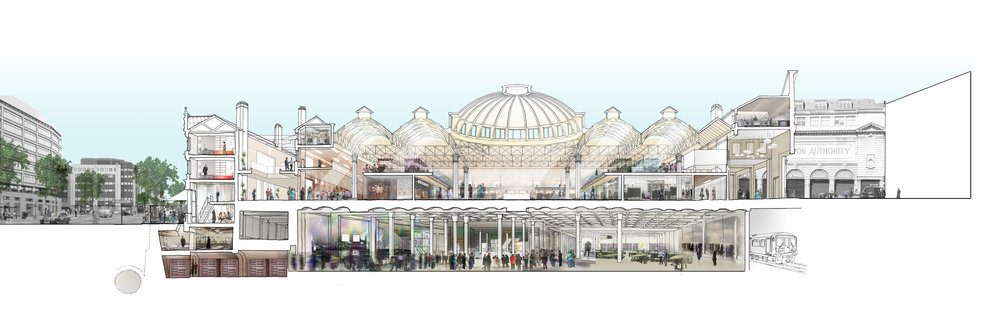 Proposal for Smithfield Market by BFF