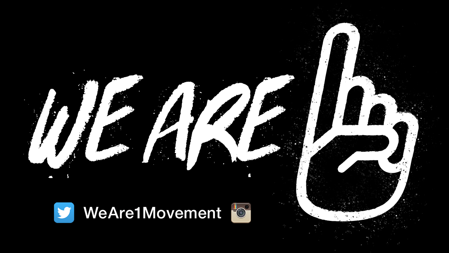 WE ARE 1 MOVEMENT