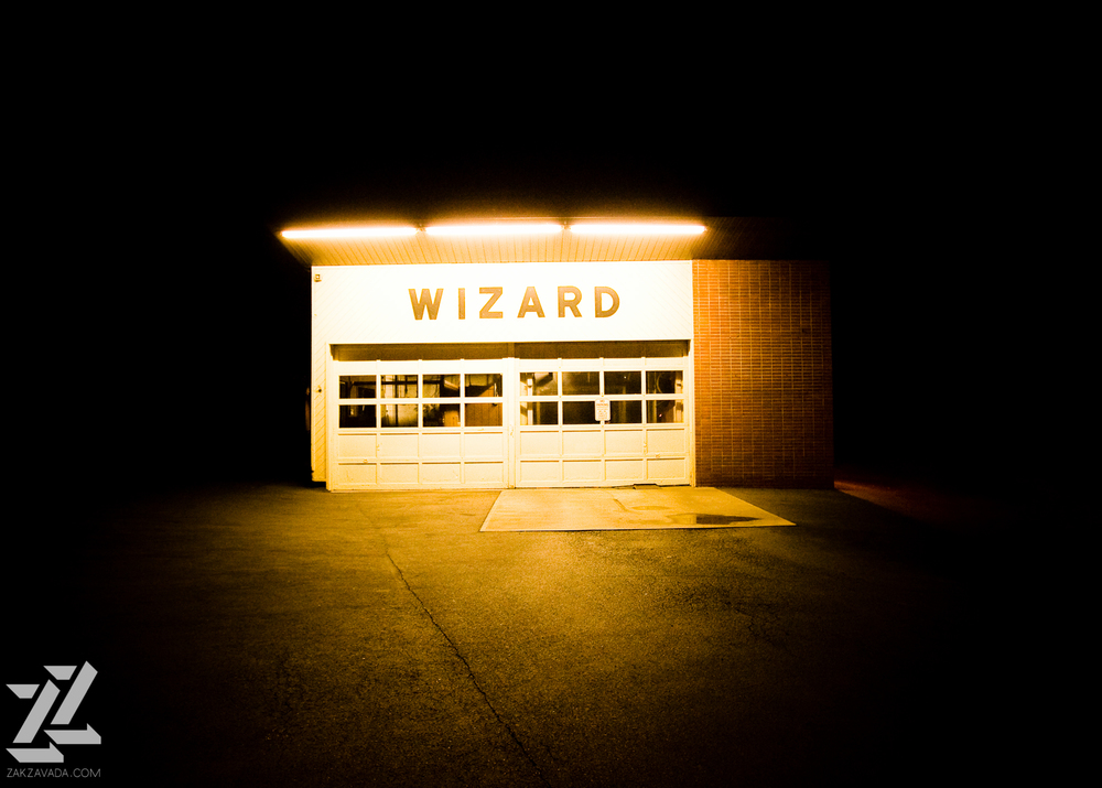 The Wizard. Scranton, PA.