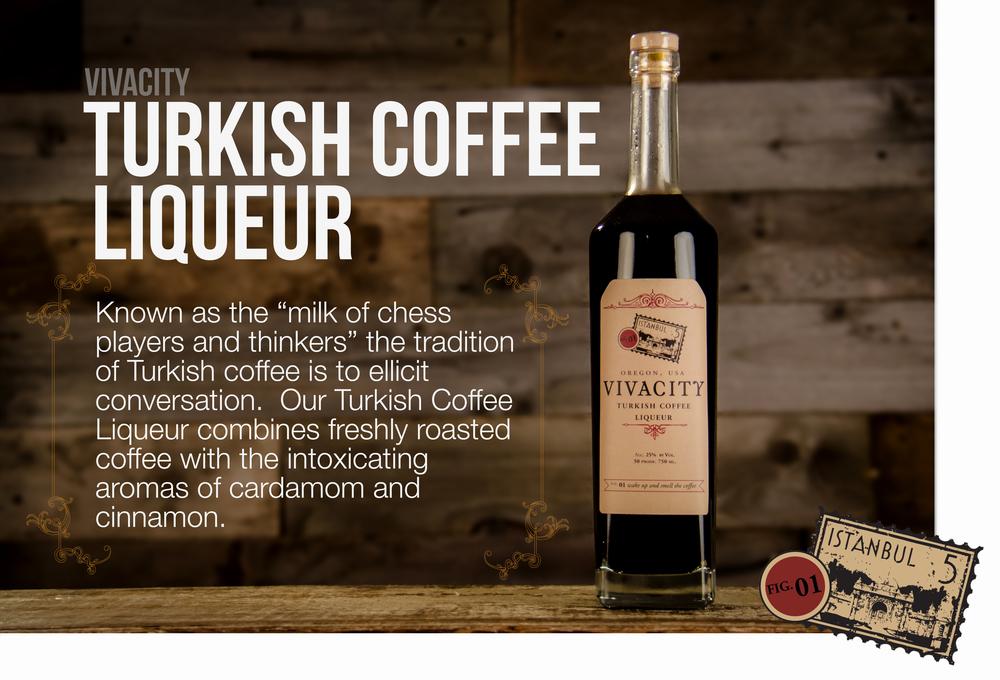 vivacity spirits turkish coffee liqueur vivacity fine spirits