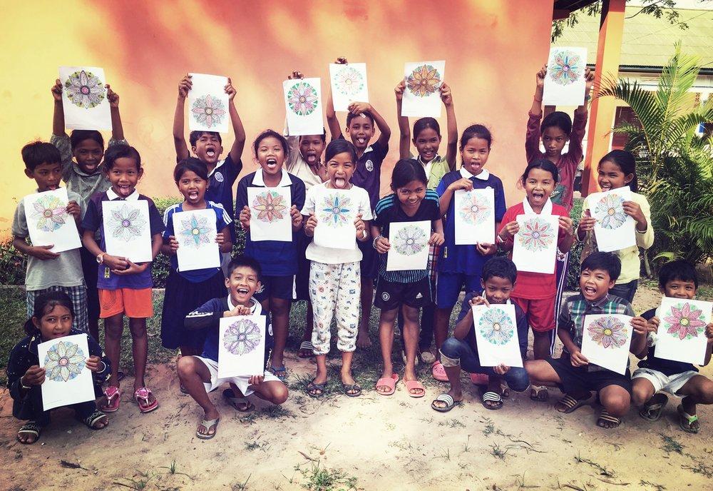 CAMBODIA + PONHEARY LY FOUNDATION - 2017