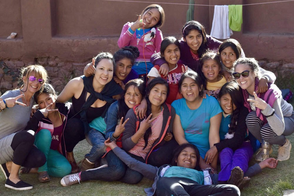 PERU + THE SACRED VALLEY PROJECT - 2016