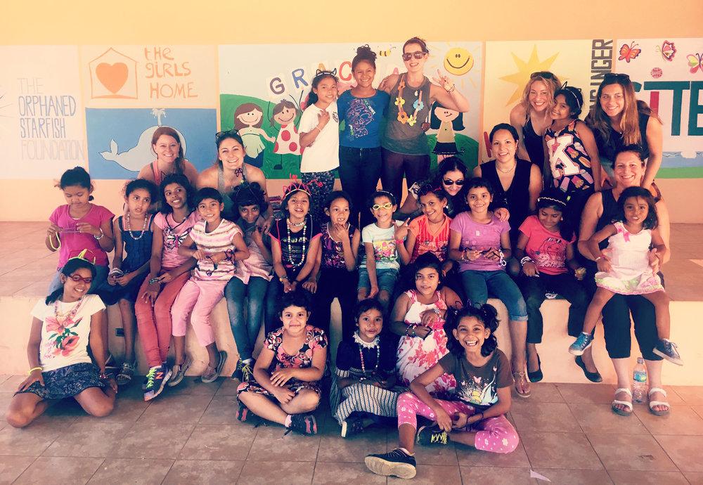 NICARAGUA + THE GIRLS' HOME - 2017