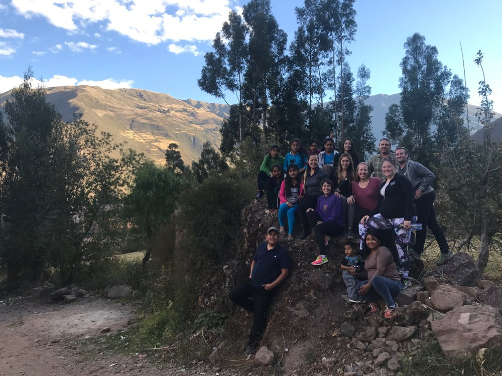 PERU + THE SACRED VALLEY PROJECT - 2017