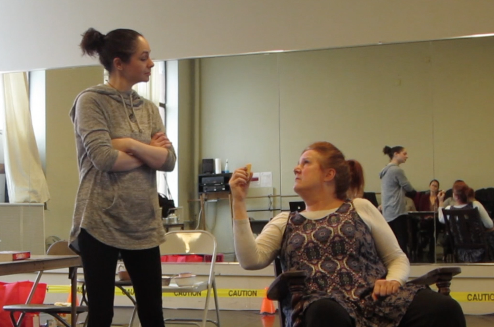 The Beauty Queen of Leenane Preview with Jaimelyn Gray and Kate Harris