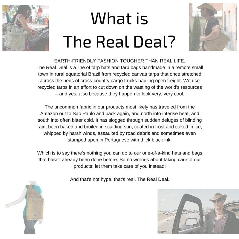 Real Deal Brazil Info