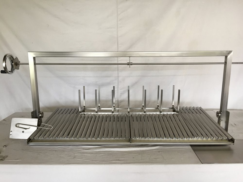 Argentinian style grills