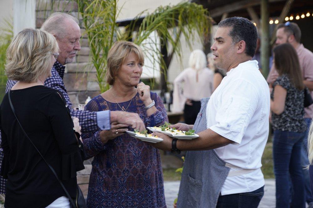 Chef Michael Lugo