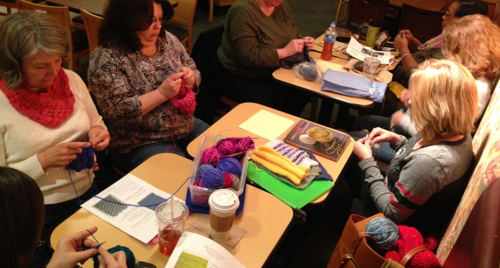Knitting Events Near Me : Birthday month knit night — knitoasis