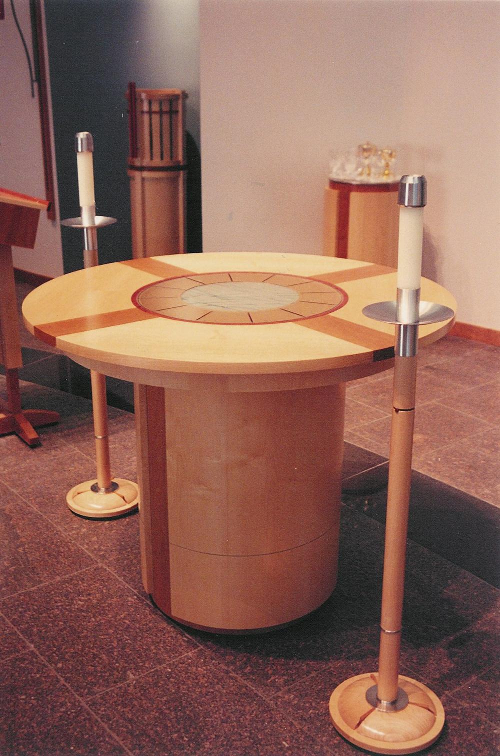 Furniture Design Jim Postell collaboration — design studio 161