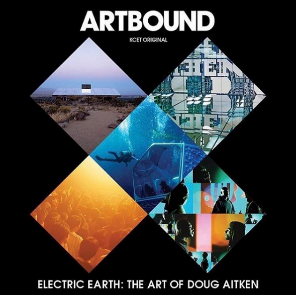 """Electric Earth: The Art of Doug Aitken"" - Broadcast TV Feat. Doc. - (prod.) Wrong Creative - (dir.) Lance Drake - Sound Design & Audio Post-Production by Jack Goodman"