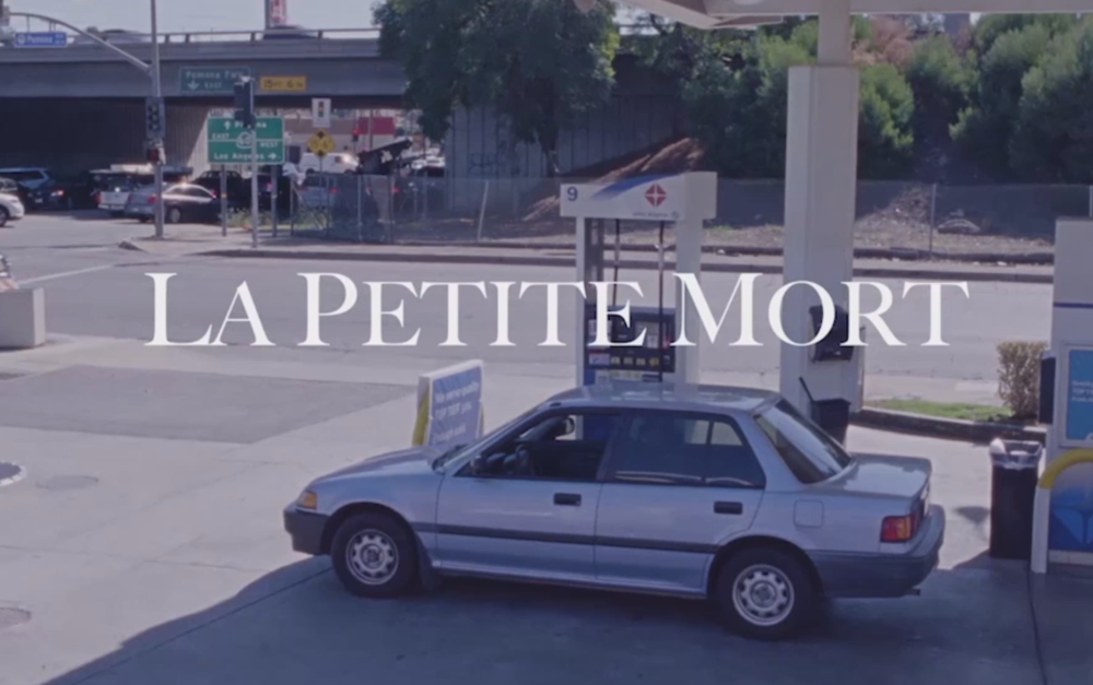 La Petite Mort  - 30min Indie Short. (Dir.) Jack Berger, (Prod.) Sam Cantar & Morgan White. Sound Design & Audio Post-Production, By Jack Goodman & Jordan Meltzer.