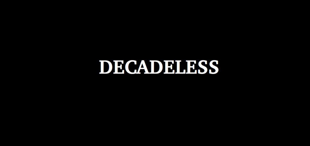 """Decadeless"" - Indie Pilot - (dir.) Audrey Peeples, (prod.) Nic Neary - Location Sound by Jack Goodman"