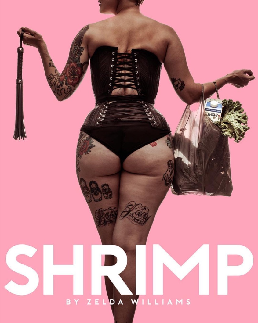 Shrimp -  indie pilot - (dir.) Zelda Williams - (prod.) Nic Neary - Location sound by Jack.