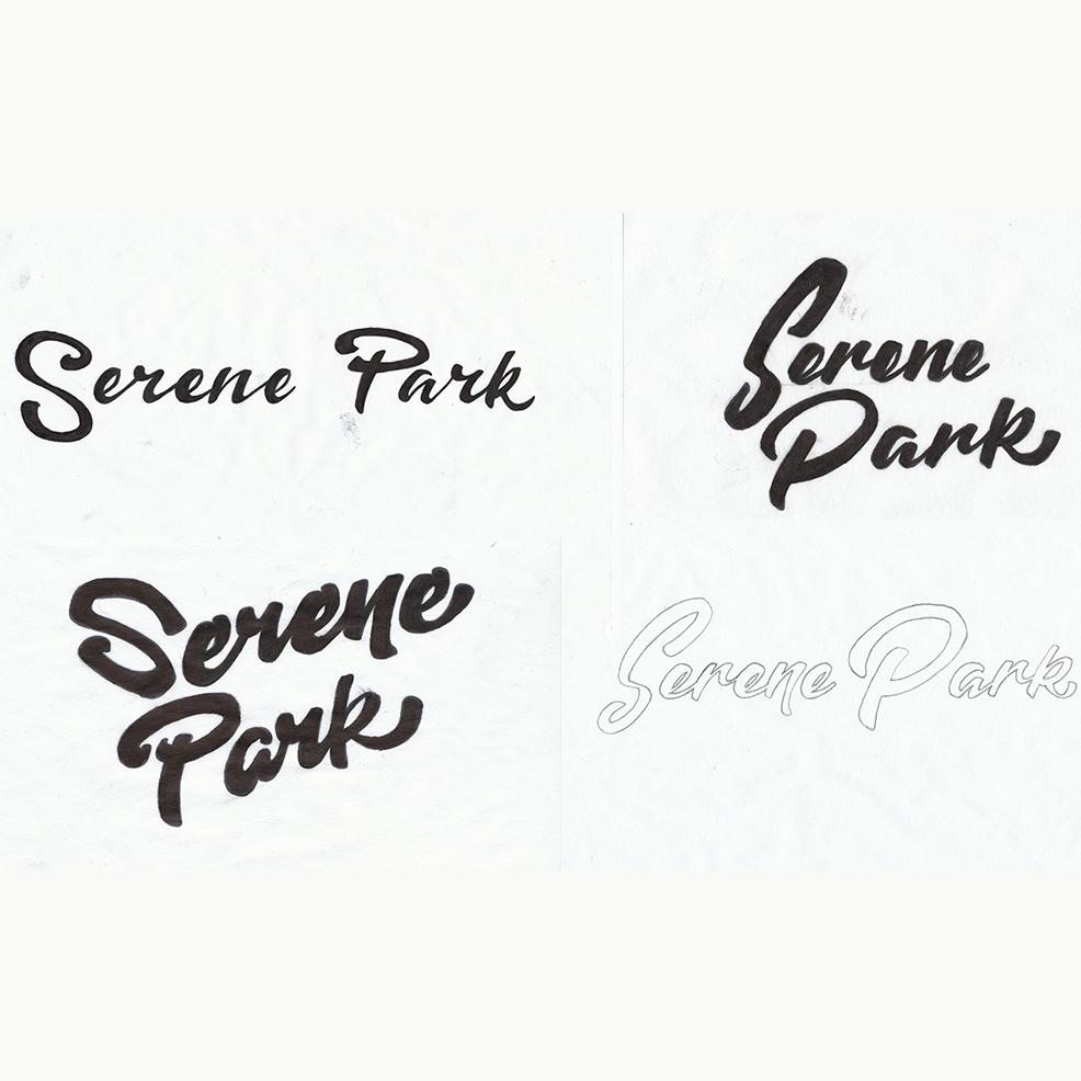 Serene Park Logo
