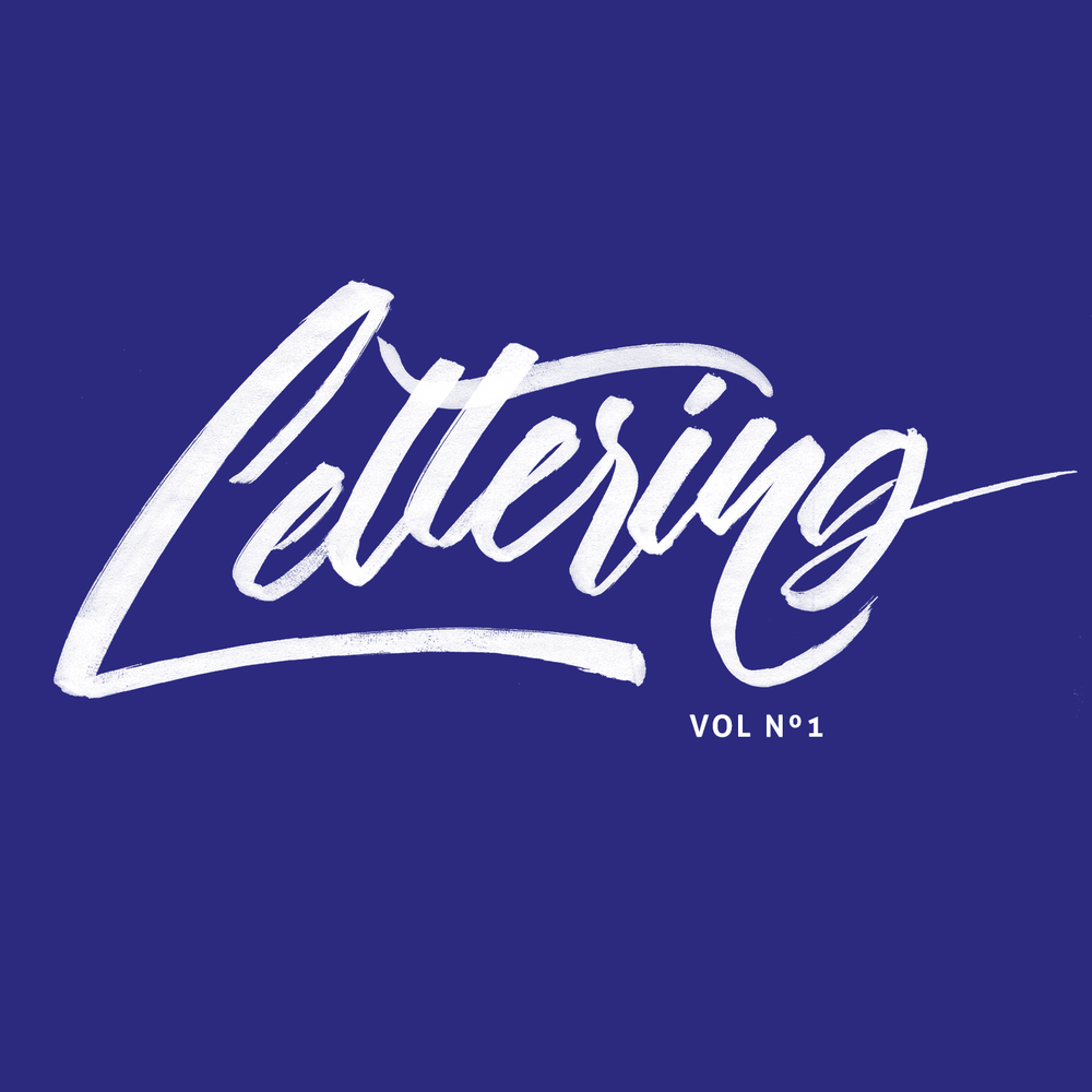Lettering Vol. Nº1