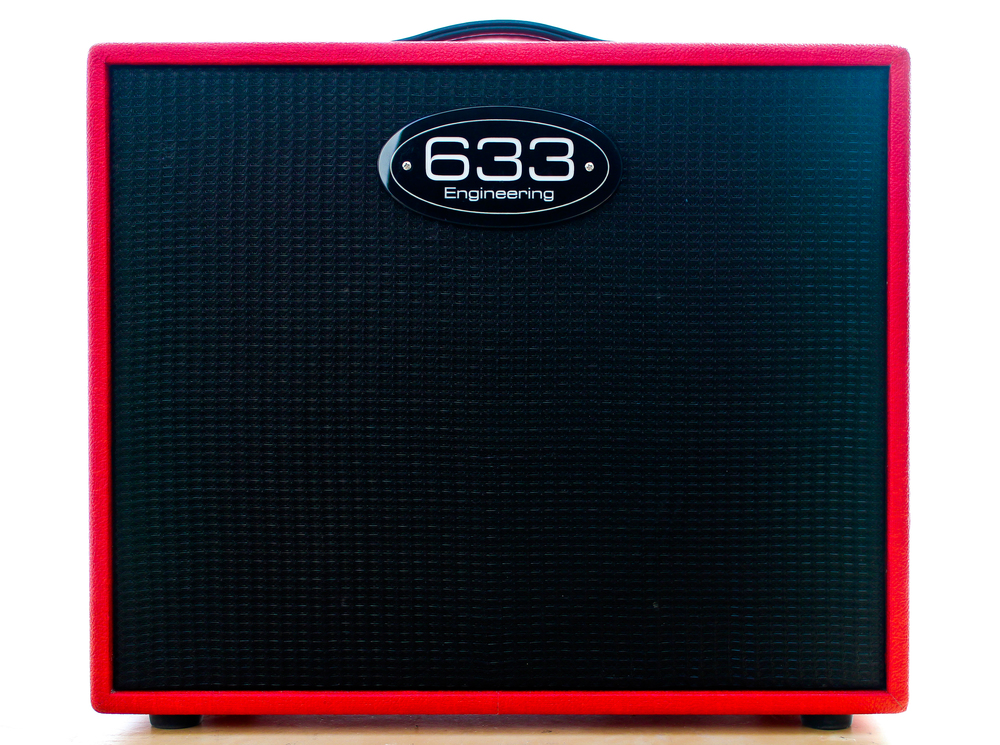 633 Engineering Custom 20   bespoke UK hand made guitar amplifier