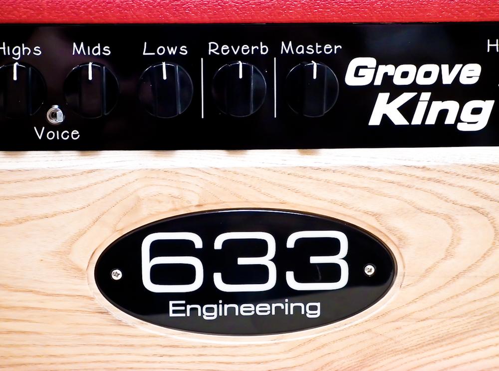 633 Engineering Groove King