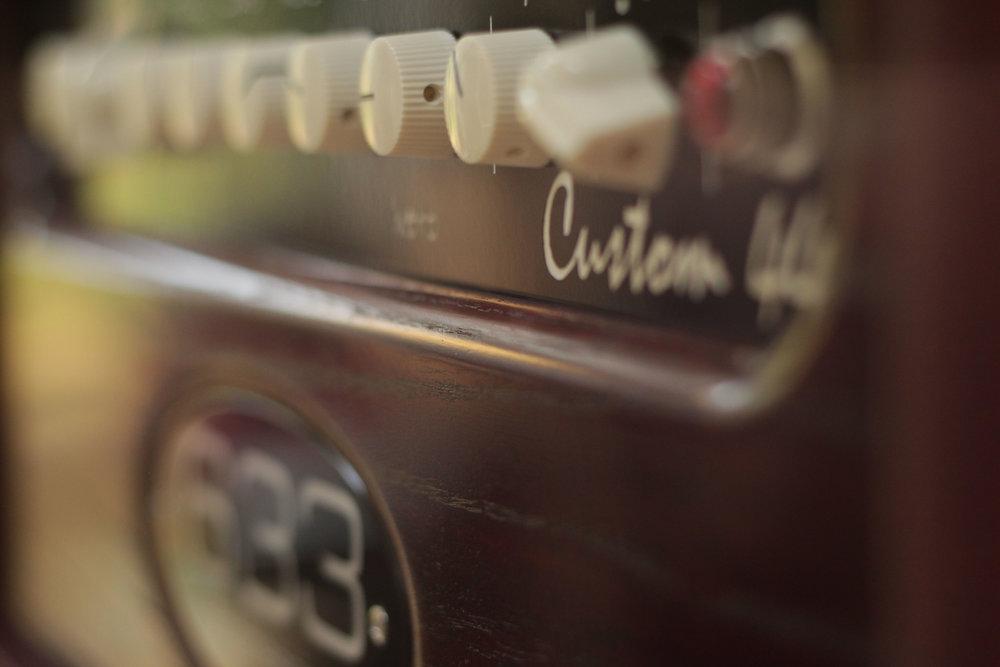 633 Engineering Ruby Plus UK hand made guitar amplifier