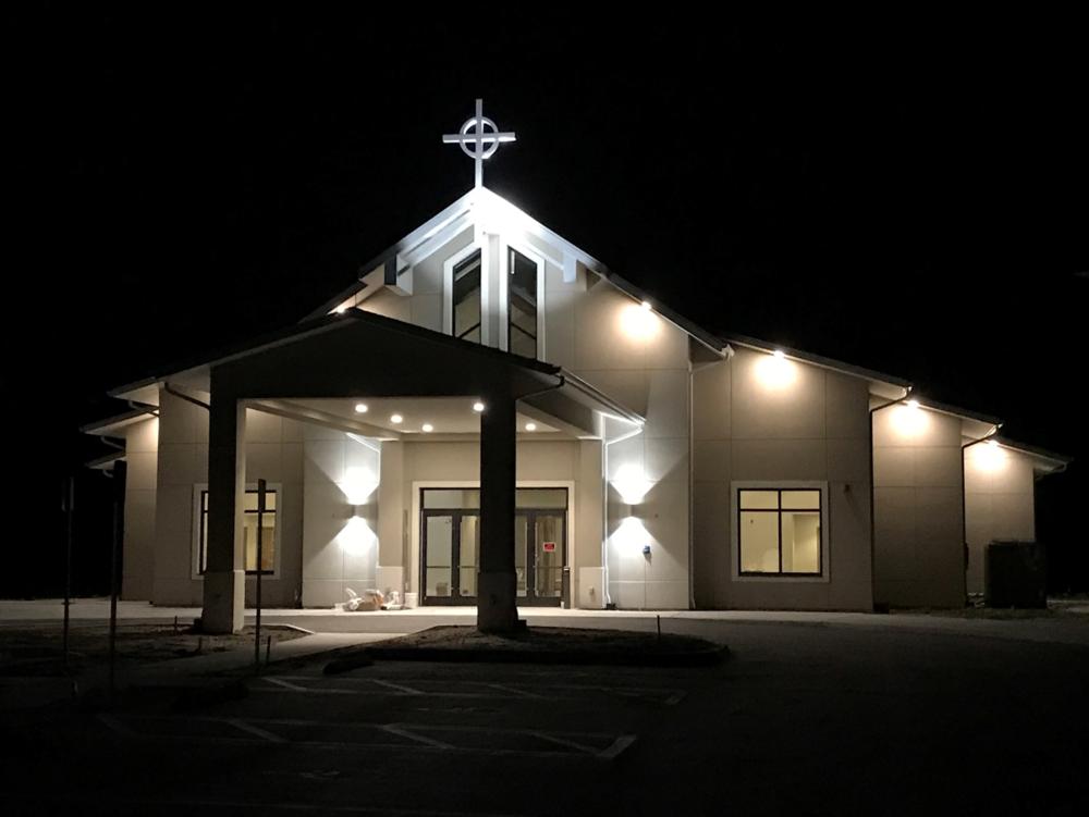 2018 - New Sanctuary is Built